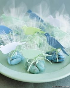 "See the ""Dragee Wedding Favors"" in our 50 Great Wedding Favors gallery"