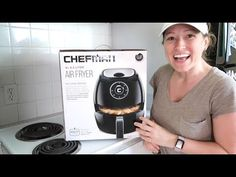 Best Air Fryer: Reviews and Favorite Picks Chefman Air Fryer, Best Air Fryer Review, Best Air Fryers, Kitchen Gadgets, Chicken Wings, Advice, Cooking, Top, Kitchen Accessories