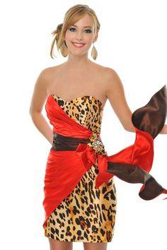 Precious Formals H55048 at Prom Dress Shop