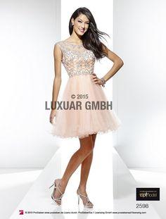 Krátke princezničkovské šaty Svadobný salón Valery, krátke spoločenské šaty, šaty na stužkovú, šaty pre družičku