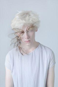 Albino, photography by Anna Danilova