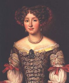 Anna Maria Luisa was the last descendant of the House of Medici.