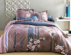 parure de lit on pinterest bed linens silk bedding and. Black Bedroom Furniture Sets. Home Design Ideas