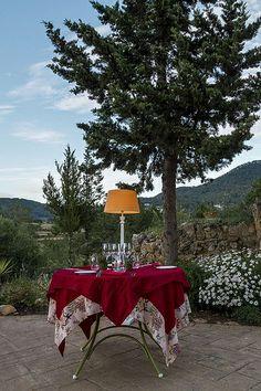 Can Domingo Ibiza, secret countryside Italian restaurant