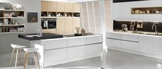 grifflose Küche | Nolte Küchen
