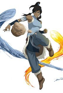 The Legend of Korra - A 70 years later follow up to Avatar: The Last Airbender. It's a bit steampunk meets ambiguously Asian and I think I'm really going to like this one.