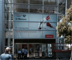 #Oracle Database 12c Launch #Graphics #Print #Events Oracle Database, Window Graphics, Large Format Printing, Events, Memories, Digital, Glass, Wall, Color