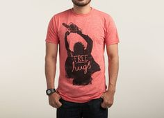 """Free Hugs"" - Threadless.com - Best t-shirts in the world"