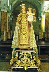 Beata Vergine Maria del Monte Carmelo - Wikipedia