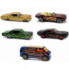 Купить Hot Wheels 1806 Хот Вилс Подарочный набор из пяти машинок в ассортименте в интернет-магазине Toy.ru