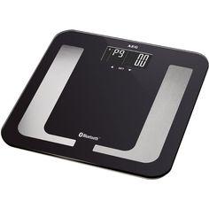 Ηλεκτρονική ζυγαριά μπάνιου με λιπομέτρηση και λειτουργία Bluetooth.