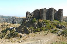 Amberd (Armenian: Ամբերդ, also known as Anberd Armenian: Անբերդ) is the name given to the 7th century Armenian fortress located 2,300 meters (7,500 ft) above sea level, on the slopes of Mount Aragats at the confluence of the Arkashen and Amberd rivers in the province of Aragatsotn, Armenia.