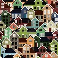 illustratie wijk stad\ - Google zoeken