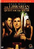 The Librarian: Quest For The Spear DVD