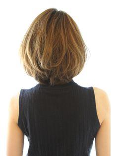 30代・40代に人気トップふんわりワンカールボブ/Reuna 【レウナ】 外苑前・青山・表参道をご紹介。2018年春の最新ヘアスタイルを300万点以上掲載!ミディアム、ショート、ボブなど豊富な条件でヘアスタイル・髪型・アレンジをチェック。