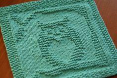 Ravelry: Owl Always Love You Dishcloth by Kelly Daniels