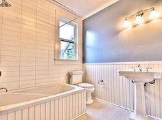 #bright #bathroom inside a #characterhome at 430 Princess Avenue  #Vancouver #Canada | www.krynitzki.com http://www.strathconahomesforsale.com