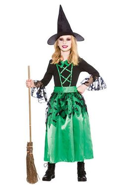 Adult Halloween Horror Sparkle Spider Witch Fancy Dress Costume Accessory Kit