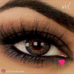 Amazing technique to a quick & wonderful smokey eye! By: makeup videos SMOKEY EYE Makeup Eye Looks, Eye Makeup Steps, Beautiful Eye Makeup, Natural Eye Makeup, Smokey Eye Makeup, Makeup Tips, Makeup Brands, Makeup Products, Emo Makeup
