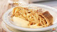 RadVarim.sk Easy Apple Strudel Recipe, Strudel Recipes, Apple Recipes, Steak And Kidney Pie, American Apple Pie, Granny's Recipe, Spinach And Feta, Sweet Pastries, Love Eat