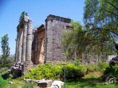 قضاء الكورة في صور : قلعة بزيزا