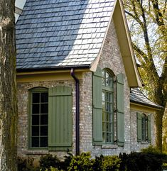 Exterior Shutters And Hardware
