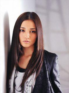 #Meisa Kuroki #japanese singer & actress