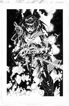 Steampunks by Chris Bachalo