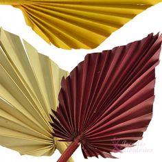 ¡Novedad! Nuevos adornos para tus tocados Emoticono heart Hojas de palma preservada #floresparatocados