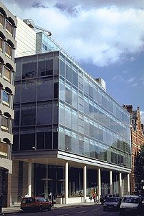 Former offices of The Times and Sunday Times, Printing House Square, 200 Grays Inn Road, London