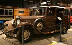 1928 Mercedes-Benz Model K Limousine