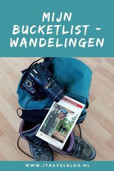 Ik heb mijn bucketlist met wandelingen die ik nog graag zou willen maken op een rijtje gezet. Hoe mijn bucketlijst wandelingen is uit ziet, lees je in deze blog. Lees je mee? #bucketlist #wandelingen #hiken #natuurwandelingen #stadswandelingen #langeafstandswandelingen #jtravel #jtravelblog
