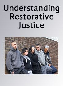 Restorative Justice: A Different Approach to Discipline