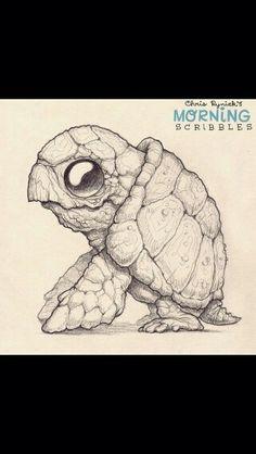 Turtle by Chris Ryniak
