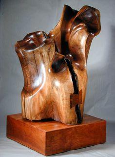 Gordon Browning - Wood art - Wood turned art