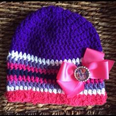 Hey, I found this really awesome Etsy listing at https://www.etsy.com/listing/209345510/crochet-beanie-my-little-pony-twilight