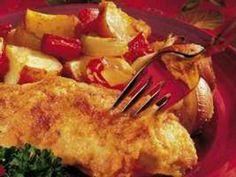 http://m.bettycrocker.com/recipes/easy-baked-chicken-and-potato-dinner-for-two/cf2490bc-2d5f-4566-ac09-1baf41dd296e