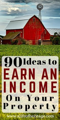 Homesteading profits. FREE PROFIT/LOSS & PROJECTED COSTS WORKSHEETS. What does it take to be profitable homesteading? Over 90 ideas to get you started!