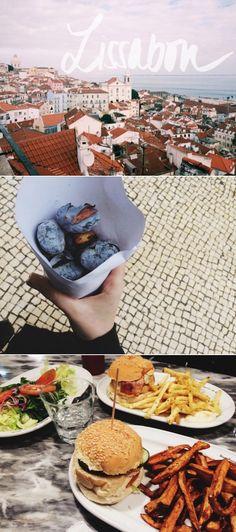 Vegan Food Travel to Lisbon, Portugal | Zucker&Jagdwurst