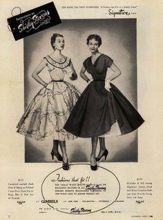 Spring/Summer 1954 Shirley Stevens