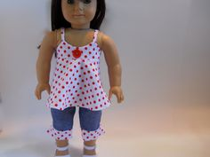 American Girl doll clothes 18 inch doll clothes