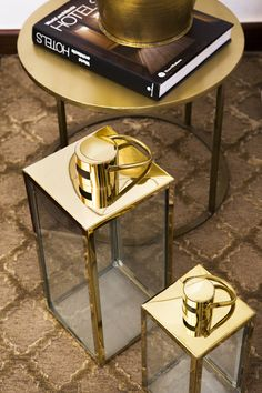 Decor ideas - GOLD | SS17 CAMPAING