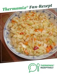 Kohlrabisalat mit Möhre & Apfel ww-geeignet von zilli. Ein Thermomix ® Rezept aus der Kategorie Vorspeisen/Salate auf www.rezeptwelt.de, der Thermomix ® Community.