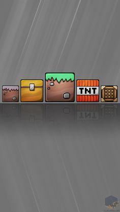 Minecraft IPhone Wallpaper