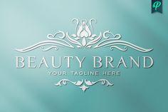 Beauty Brand Logo Template by PenPal on Creative Market