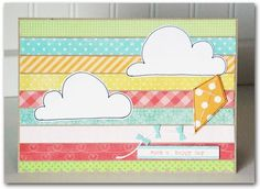 Emma's Paperie: April Color Challenge by Lisa Dorsey