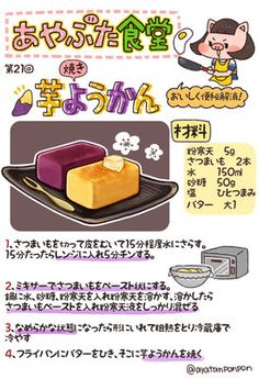 Japanese Cake, Japanese Sweets, Cute Food, Yummy Food, Easy Desserts, Dessert Recipes, Love Eat, Food Drawing, My Best Recipe