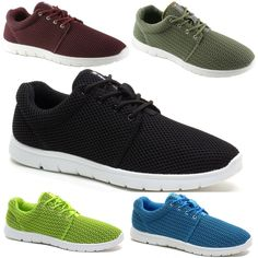44845c18c696de Alpine Swiss Kilian Mesh Sneakers Casual Shoes Mens   Womens Lightweight  Trainer