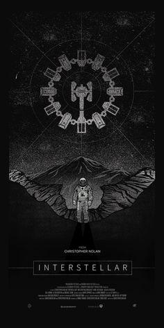 Interstellar Alternate Poster Design
