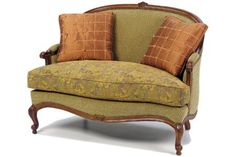 wesley hall furniture | Wesley Hall Furniture - Hickory, NC - PRODUCT PAGE - 1538-52 SETTEE